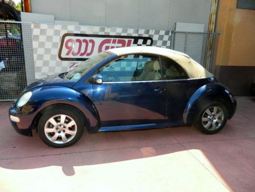 Vw New Beetle 1.9 tdi powered by 9000 Giri