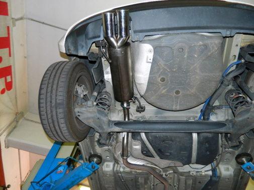 Alfa Romeo Mito 1.4 tb powered by 9000 Giri