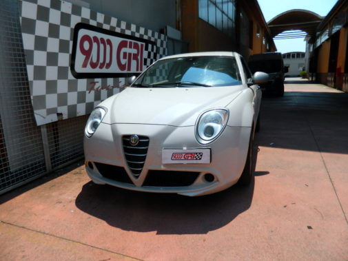 Alfa Romeo Mito 1.4 tb powered by 9000 Giri