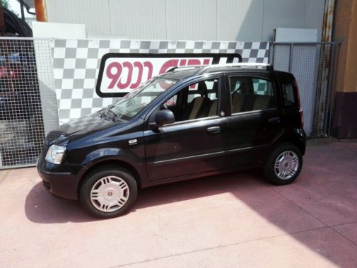 Fiat Panda 1.1 powered by 9000 Giri