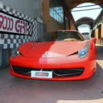 "Elaborazione Ferrari 458 ""Sea cloud"""