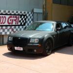 """Elaborazione Chrysler C300 6.1L srt """"Il sibilo"""""""