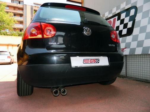 Vw Golf V 1.6 fsi powered by 9000 Giri