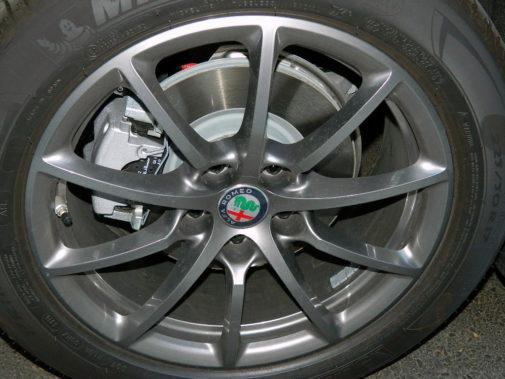 Alfa Romeo Giulia 2.2 td powered by 9000 Giri