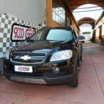 """Elaborazione Chevrolet Captiva 2.0 tdi """"Impeccabile"""""""