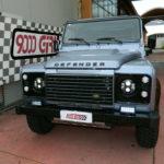 "Elaborazione Land Rover Defender 2.4 td ""Andromeda"""