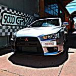 """Elaborazione Mitsubishi Lancer Evo X """"Daisy"""""""
