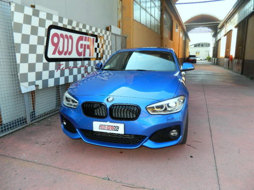 Bmw 120i F20 powered by 9000 Giri