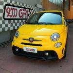 """Elaborazione Fiat 500 Abarth 595 Competizione """"Ibiza"""""""