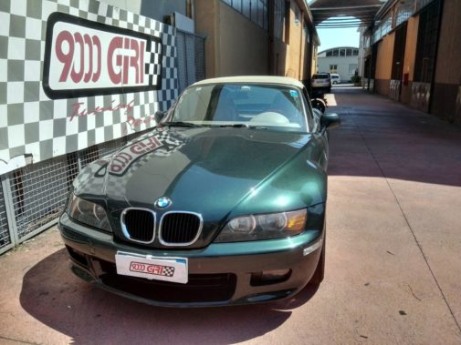 Bmw Z3 2.0 powered by 9000 Giri