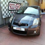 "Elaborazione Toyota Yaris 1.8 vvt-i ""Dark lady"""