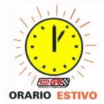 Orario estivo by 9000 Giri