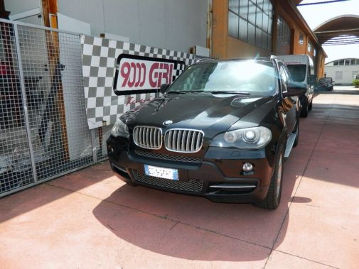 Bmw X5 35sd powered by 9000 Giri