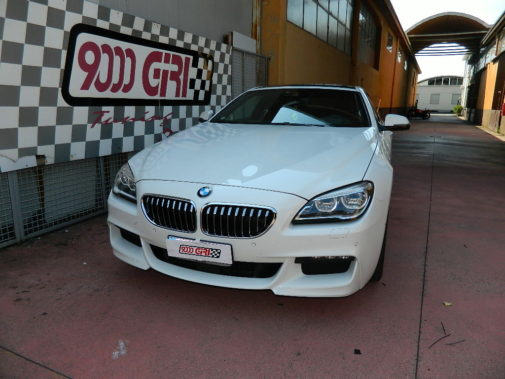 Bmw 640d xDrive Coupè powered by 9000 Giri