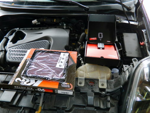 Fiat Grande Punto 1.4 Tjet powered by 9000 Giri