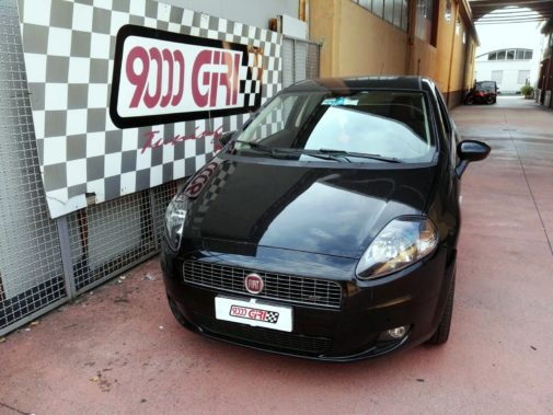 Fiat Grande Punto 1.4 Tjet powered by 9000 Giri