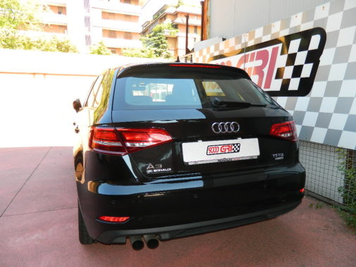 Audi A3 1.4 Tfsi powered by 9000 Giri