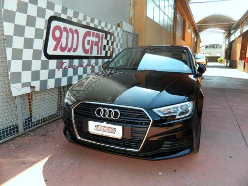 Audi A3 1.4 Tfsi powered by 9000 Giri