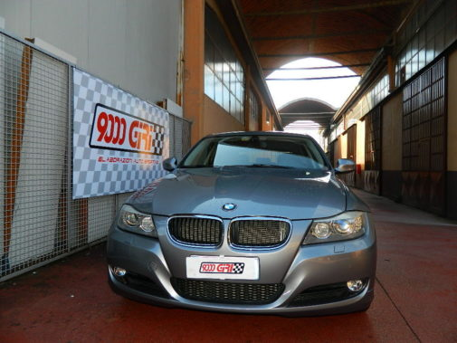 Bmw 320xd powered by 9000 Giri