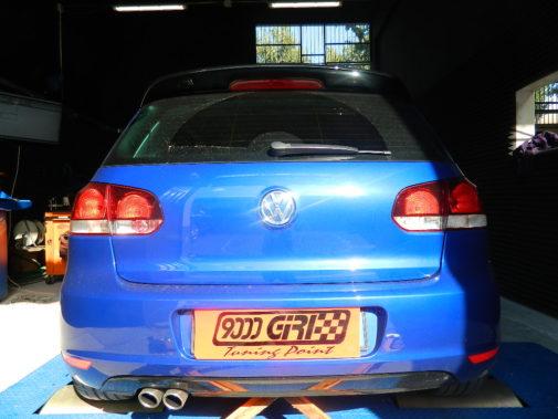 Vw Golf VI Gtd powered by 9000 Giri