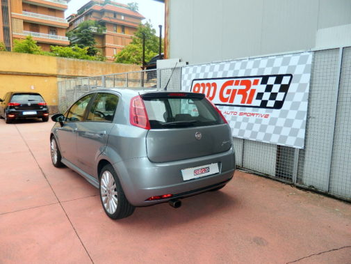 Fiat Grande Punto 1.3 Mjet powered by 9000 Giri