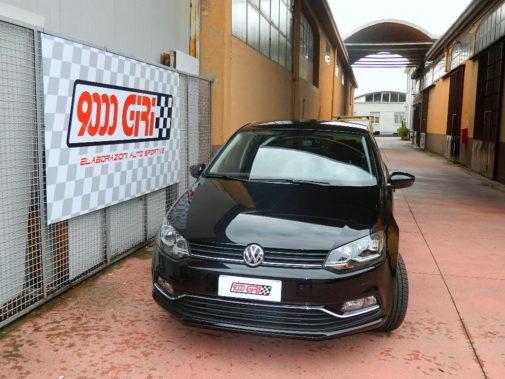 Vw Polo tdi powered by 9000 Giri