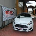 """Elaborazione Ford Fiesta Mk7 """"Nuvola bianca"""""""