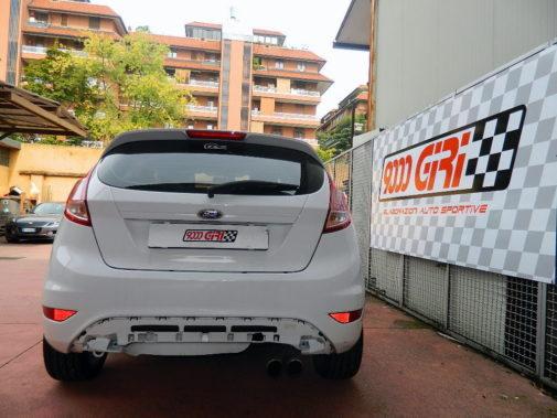 Ford Fiesta Mk7 powered by 9000 Giri