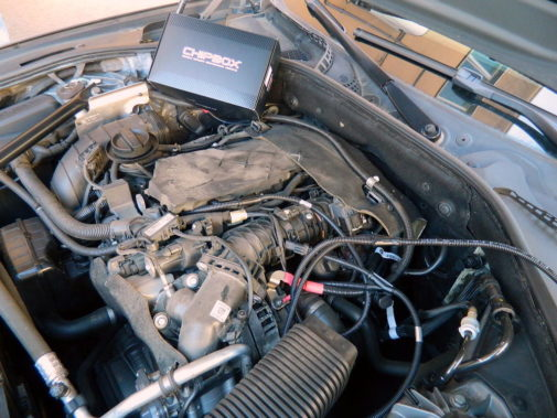 Bmw 525d powered by 9000 Giri