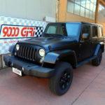 "Elaborazione Jeep Wrangler Jk 2.8 crd ""Regina"""