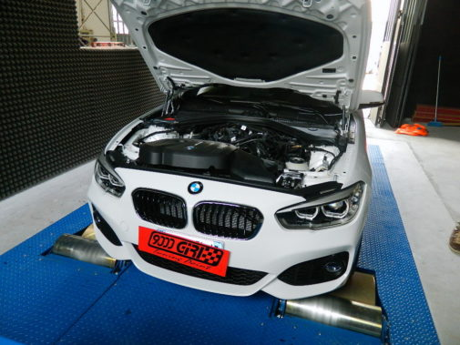 Bmw 116i powered by 9000 Giri