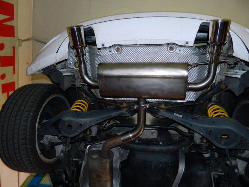 Vw Scirocco, 2.0 Tfsi powered by 9000 Giri