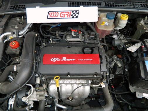 Alfa Romeo 159 1.8 ts powered by 9000 Giri