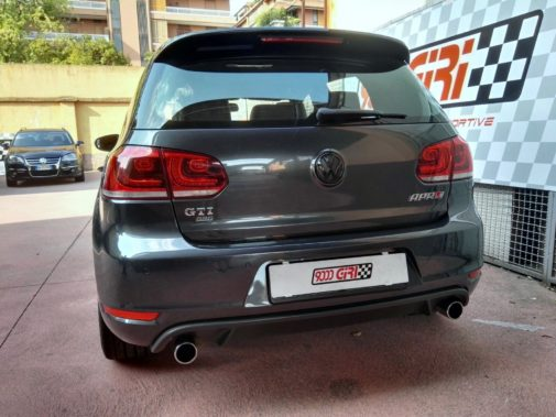Golf Gti VI powered by 9000 Giri