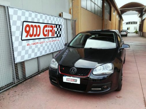 Vw Golf V 1.4 Tsi powered by 9000 Giri