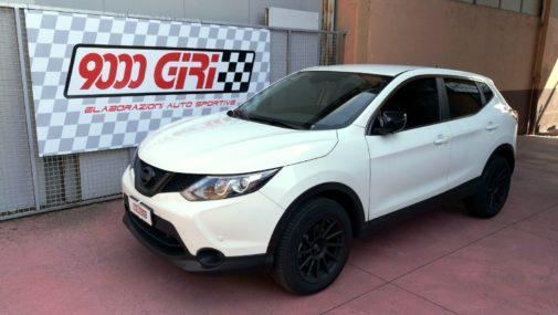 Nissan Qashqai 1.2 Dig-t powered by 9000 Giri