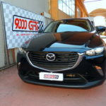 """Elaborazione Mazda Cx 3 """"Il Papa nero"""""""