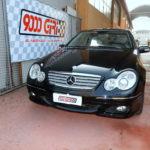 """Elaborazione Mercedes Benz C350 Sportcoupè """"Cibernetica"""""""