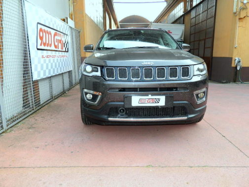 Jeep Compass 2.0 jtd powered by 9000 Giri