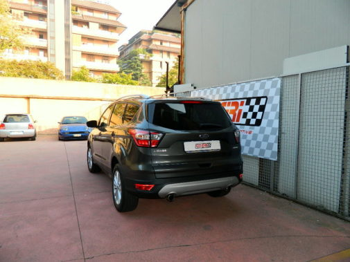Ford Kuga 1.5 Ecoboost powered by 9000 Giri