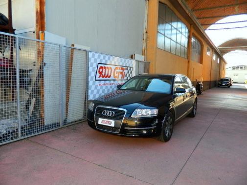 Audi A3 3.0 tdi powered by 9000 Giri