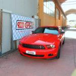 """Elaborazione Ford Mustang Coupè 3.7 """"Polivalente"""""""