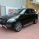 "Elaborazione Mercedes Ml 250 cdi ""Responsabile """