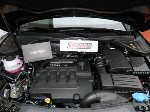 Audi 2.0 tdi powered by 9000 Giri