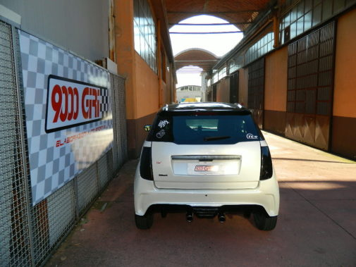 Microcar Liger Js 50 Sport powered by 9000 Giri