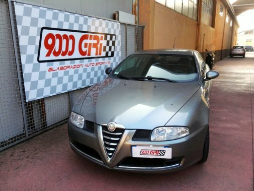 Alfa Romeo Gt powered by 9000 Giri