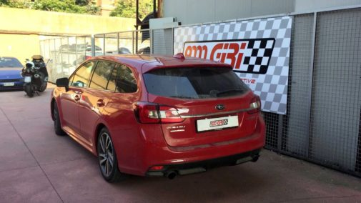 Subaru Levorg 2.0 Turbo powered by 9000 Giri