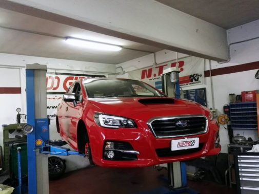 Subaru Levorg 1.6 Turbo powered by 9000 Giri