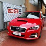 """Elaborazione Subaru Levorg 1.6 Turbo """"X Mas"""""""