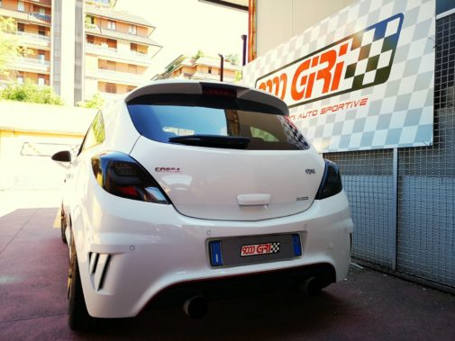 Opel Corsa Opc Nurburgring Edition powered by 9000 Giri